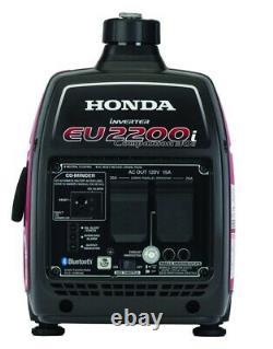 NEW Honda EU2200i Portable inverter Generator 2200 Watt bluetooth