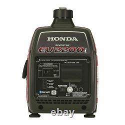 NEW Honda Portable Generator EU2200i Recoil Start Gasoline 2200-Watt Bluetooth