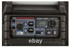 NIB- PREDATOR 3500 Watt SUPER QUIET Inverter Generator FREE SHIPPING