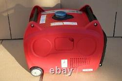 New Boliy Pro3600SIER 3300 Watt remote electric start digital inverter generator