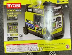 New Ryobi 2300 Watt Bluetooth Generator/inverter