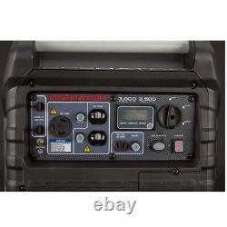 PREDATOR 3500 Watt Super Quiet Inverter Generator NEW IN BOX FREE SHIPPING