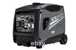 PULSAR 4500 Watt Portable Inverter Generator Gas Quiet Electric Remote Start