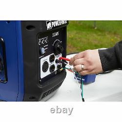 Powerhorse Portable Inverter Generator 2300 Surge Watts, 1800 Rated Watts