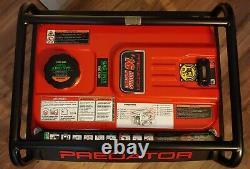 Predator 4375 Max Starting/3500 Running Watts Gas Powered Generator