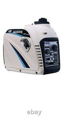 Pulsar 2300 Watt Parallel Ready Portable Gasoline Inverter Generator