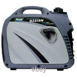 Pulsar 2300 Watt Parallel Ready Portable Gasoline Inverter Generator G2319N