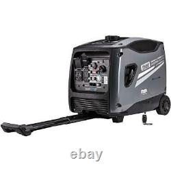 Pulsar 4,000 Watts Portable Inverter Generator with Electric & Remote Start G450RN