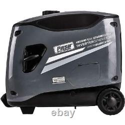 Pulsar 4,500 Watts Portable Inverter Generator with Electric & Remote Start G450RN