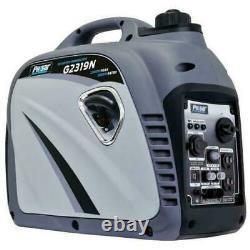 Pulsar G2319N 2300 Watt Parallel Ready Portable Gasoline Inverter Generator