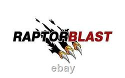 Raptor Blast Gas Powered 3,000 Watt Inverter Generator RV Ready SUPER QUIET