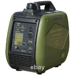 Refurbished 2000 Surge Watts Gasoline Portable Inverter Generator