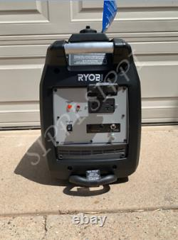 Ryobi 2,200-Watt Gray Gasoline Powered Digital Inverter Generator
