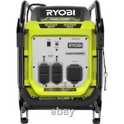 Ryobi 4000 Watt Digital Inverter Generator RYi4022X SHIPS FREE TO PUERTO RICO