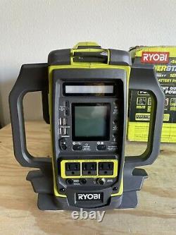 Ryobi 40V 1800-Watt Power Station Lithium Inverter Push Start Generator Tool