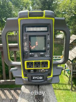 Ryobi (RYi1802BT) 40V 1800Watt Power Station -Li-Ion Inverter Tool only