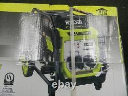 Ryobi RYi4022VNM 4000 Watt Gasoline Powered Inverter Generator With CO Detect NEW