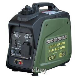 Sportsman 1000 Watt Inverter Parallel-Gasoline Generator Certified Refurbished