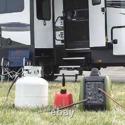 Sportsman 2200 Surge Watts Dual Fuel Portable Inverter Generator
