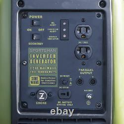 Sportsman 2200 Watt Inverter Generator CARB Approved
