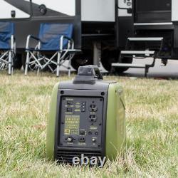 Sportsman Digital Inverter Generator 2,200/1,800-Watt Gas Recoil Start Portable