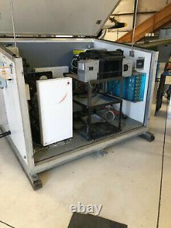 Stirling Engine Generator WhisperGen 1000 watt with Outback Power Inverters