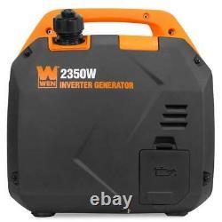 WEN Inverter Generator 2350-Watt Recoil Start Gas Powered Auto Idle Control