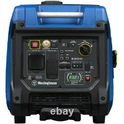 Westinghouse iGen4500 3,700 Watt Electric Start Portable Inverter Generator