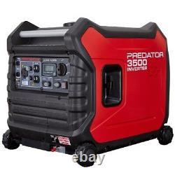 3500 Watt Onduleur Générateur Numérique Silencieux Électrique D'urgence Camping 57 Db