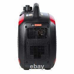 A-ipower Sua2000i Super Silencieux 1600-watt Générateur D'onduleur Numérique Portable