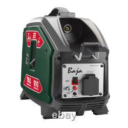 Baja Inverter Generator 900-watt Muffler Auto Idle Control Propane Powered