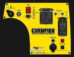 Champion 100233 3100 Watt Onduleur Générateur Livraison Gratuite Pour Porto Rico