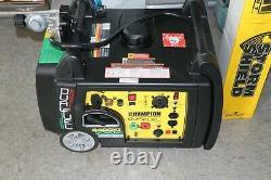 Champion 100263 3400watt Générateur De Double Onduleur De Carburant