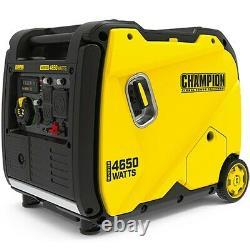 Champion 200992 3650 Watt Rv Ready Onduleur Générateur Avec Technologie Silencieuse
