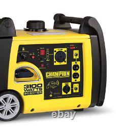 Champion 3100 Watt Portable Silencieux Sans Fil Électrique De Démarrage Inverter Generator