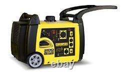 Champion 3100-watt Rv Ready Onduleur Portable Générateur Avec Sta À Distance Sans Fil