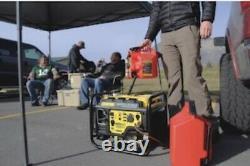 Champion 4000-watt Rv Ready Generator Technologie Silencieuse Kit Mobile Hybrid Digital
