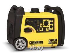 Champion 75531i 3100-watt Rv Prêt Livraison Gratuite À Convertisseur De Fréquences Puerto Rico
