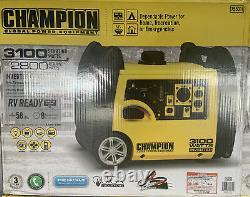 Champion 75531i 3100-watt Rv Ready Générateur D'onduleur Portable