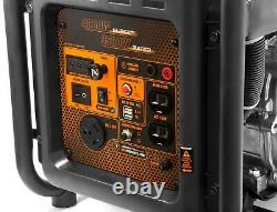 Convertisseur De Générateur Portable Silencieux Carb Compatible Cadre Ouvert Rv-ready 4000-watt