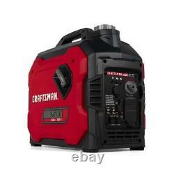 Craftsman 2500i Générateur D'onduleur Portable Cmxgiac2500 2200 Watts Continu