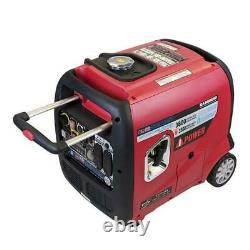 Démarrage Électrique Du Générateur D'onduleur Double Carburant A-ipower 3800 Watts
