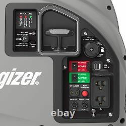 Energizer Ezv2000s Générateur D'onduleur Portable, 2000 Watt Nouveau