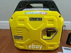 Équipement D'alimentation Champion 200951 2500-watt Générateur D'onduleur Portable Ultra-léger