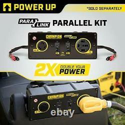 Équipement D'alimentation Champion 200986 4500-watt Inverter Portable Rv Ready