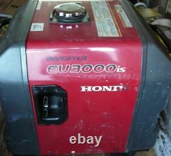 Eu3000is Honda 3000 Watt Onduleur Générateur De Puissance De Gaz