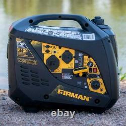 Firman 1700/2100 Watt Générateur D'onduleurs W01784