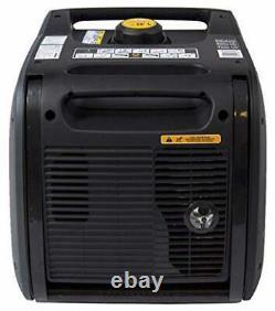 Firman 3300-watt Silencieux Portable Gaz Alimenté Inverter Generator Accueil Camping