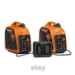 Generac 7117 Gp2200i 2200 Watt Générateur D'onduleur Portable Csa (open Box)