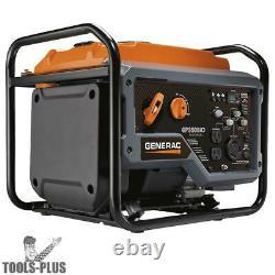 Generac 7128 Gp3500io 3500 Watt Générateur D'onduleur À Cadre Ouvert 50 État/csa Nouveau